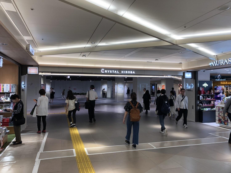 スマホ修理王 名古屋栄店 アクセス1