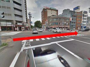 XPERIA修理王 北海道札幌北大前店 アクセス 3
