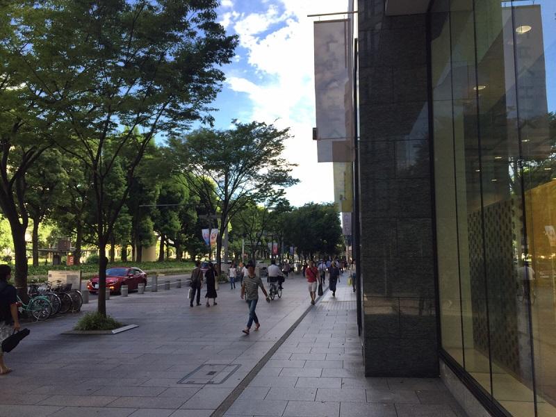 XPERIA修理王 名古屋栄店 アクセス 3
