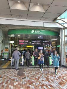 XPERIA修理王 新宿店 アクセス 1