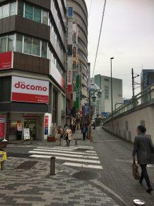 XPERIA修理王 新宿店 アクセス 5