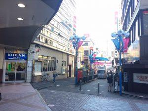 XPERIA修理王 横浜店 アクセス 1