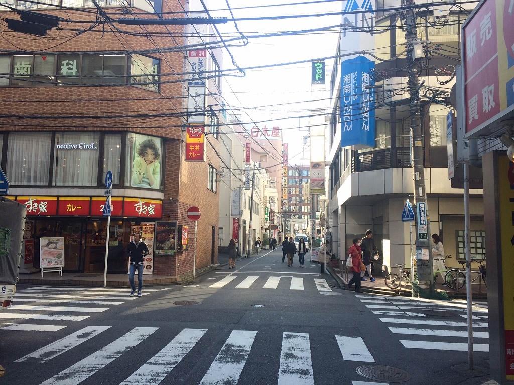 XPERIA修理王 横浜店 アクセス 5