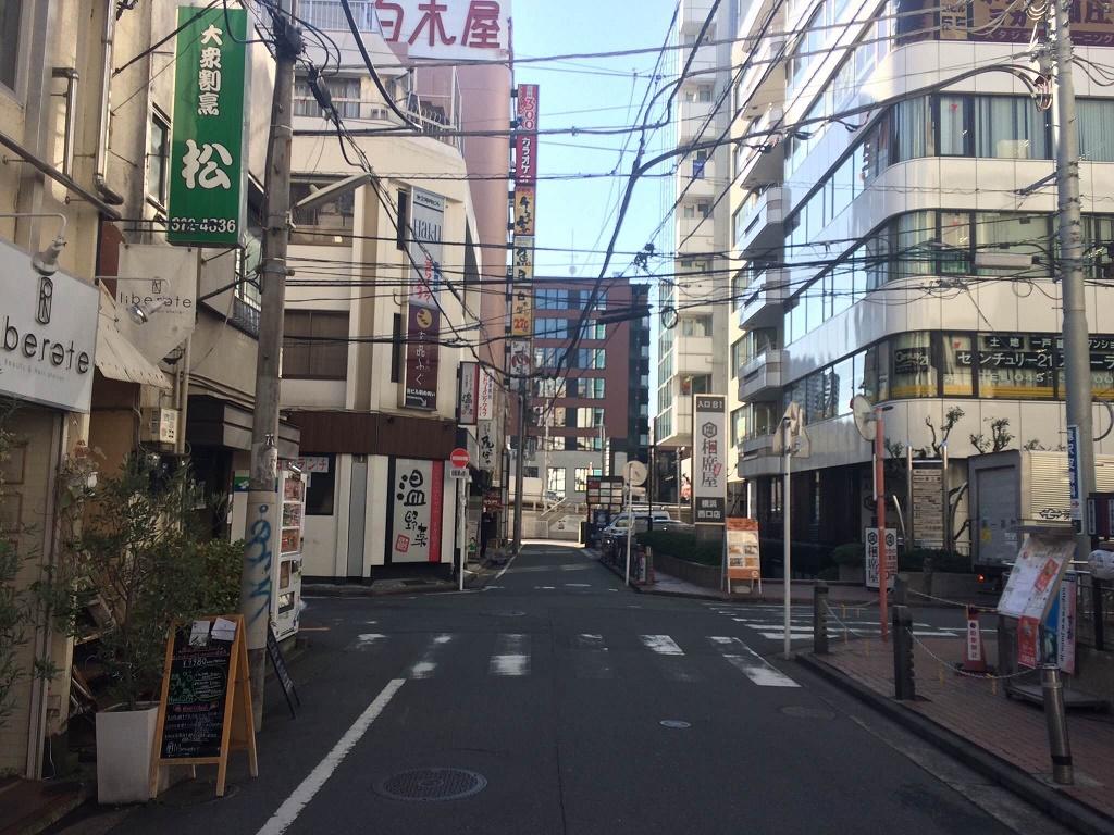 XPERIA修理王 横浜店 アクセス 6